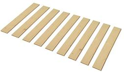 Queen Size Custom Width Detached Bed Slats - Choose the widt