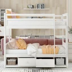 Queen/Full Size Bed Frame Mattress Foundation Platform Bed F