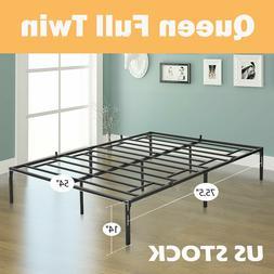 queen full twin size bed frame mattress