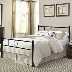 Queen Full Twin Size Bed Frame with Heavy Duty Steel Slats H