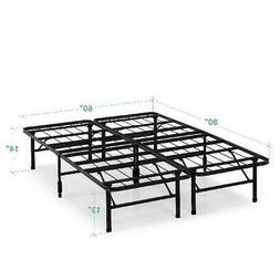 QUEEN Size Metal Platform Bed Frame Heavy Duty Mattress Foun