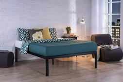 Zinus Quick Snap TM 18 Inch Platform Bed Frame / Mattress Fo