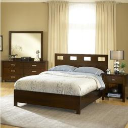Modus Furniture Riva Panel Bed