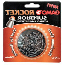ROCKET PELLET.177C 150CT by GAMO MfrPartNo 632127454
