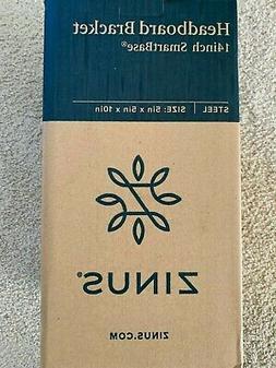 NEW Zinus Sleep Master Headboard Bracket, Set of 2. #ZIN1974