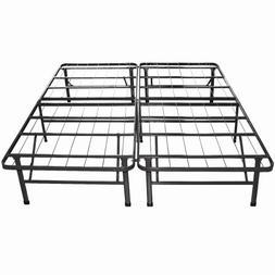 Night Therapy Sleep Revolution Platform Metal Bed Frame/Matt