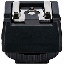 standard hot shoe adapter with extra pc