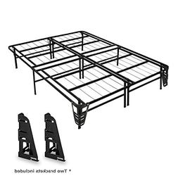 Best Price Mattress 14 Inch Premium Steel Bed Frame/Platform
