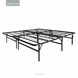 STRUCTURES HIGHRISE Foldable Bed Frame & Mattress Foundation