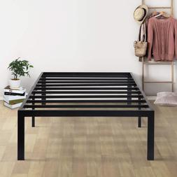 SLEEPLACE SVC14BF04T 14 Inch Dura Metal Steel Slate Bed Fram