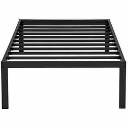 "SVC16BX09X Bed Frame, Twin XL, Black Kitchen "" Dining"