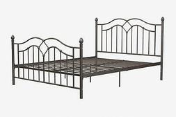 RealRooms Talia Modern Metal Bed Frame, Multiple Colors and