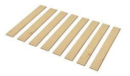 Twin Size Custom Width Detached Bed Slats - Choose the width
