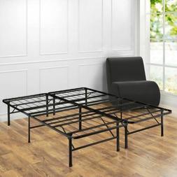 Twin Full Queen Cal King Metal Platform Bed Frame Mattress F