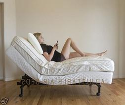 TWIN LONG SLEEP AIR ADJUSTABLE BED SET vs SLEEP NUMBER P5 CO