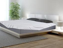 SLEEPLACE 10 inch Ultra Comfort-03 Multi Layer Memory Foam M