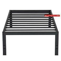 Olee Sleep Vc18Bx10T New Dura Metal Steel Slate Bed Frame, T
