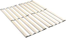 ZINUS Vertical Wood Support Slats for Bed Frame / Box Spring