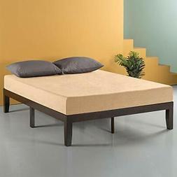 Zinus Mark 14 Inch Wood Platform Bed / No Box Spring Needed