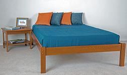 The Bedworks of Maine The Yarmouth Platform Bed Frame