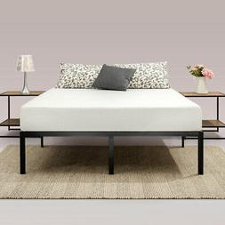 Zinus Yelena 14 Inch Classic Metal Platform Bed Frame