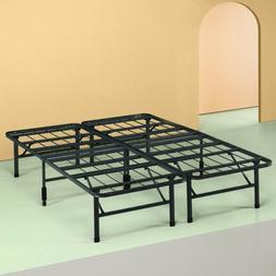 "Zinus 14"" SmartBase Mattress Foundation Platform Bed Frame B"