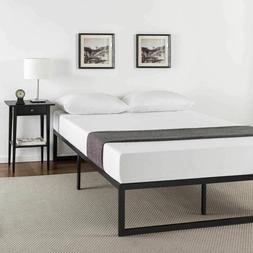 zinus abel 14 inch metal platform bed